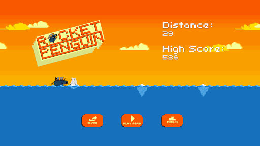 Rocket Penguin