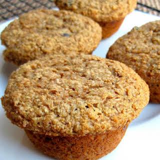 Honey Whole Wheat Bran Muffins.