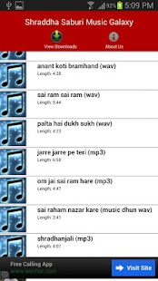 SAI BABA Free Songs - screenshot thumbnail
