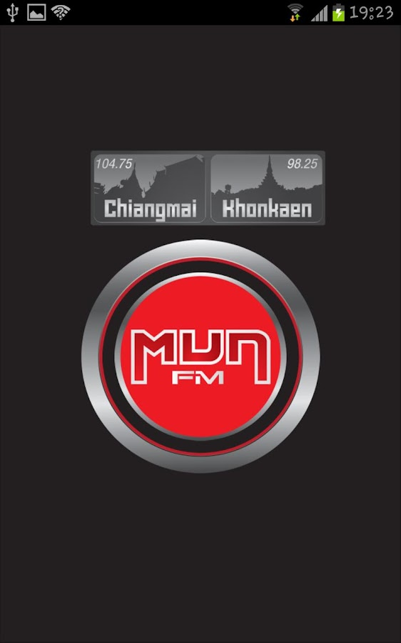 MUNFM - screenshot
