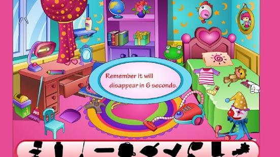 孩子房間打掃|玩休閒App免費|玩APPs