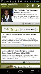 Marcus Samuelsson: The Root 10 - screenshot thumbnail