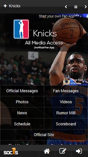 Knicks Fan Club