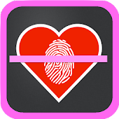 Fingerprint Love Test Scanner