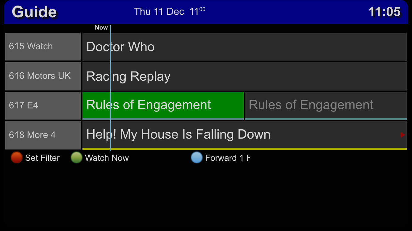 App-TV- screenshot
