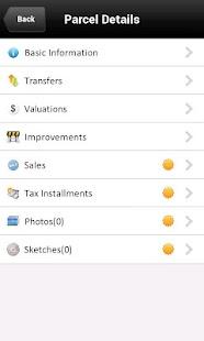 eGIS Mobile- screenshot thumbnail