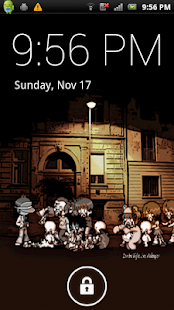 Zombie Fight Live Wallpaper - screenshot thumbnail