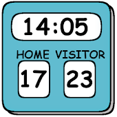 Scoreboard & Timer