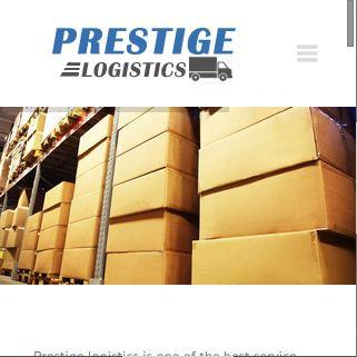Prestige Logistics- screenshot
