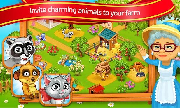Farm Town: lovely pet on farm v1.1.16