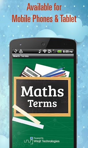 Maths Terms