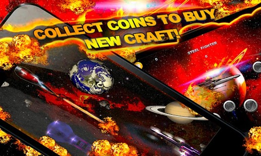 A POSEIDON Space Wars Racing - screenshot thumbnail