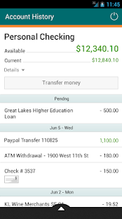 IAA Credit Union Mobile - screenshot thumbnail