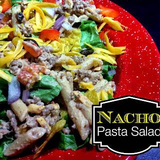 Nacho Pasta Salad.