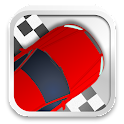 Surfing Car icon