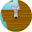 Mouse and Cat Premium icon