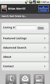 Chelan Real Estate Screenshot 2