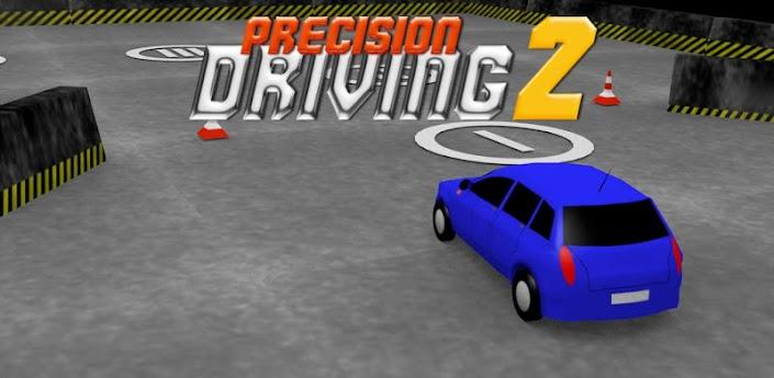 Precision Driving 3D 2 (Точность вождения 2) - реалистичный автосимулятор скачать на андроид