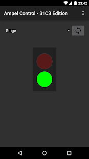 Ampel Control - 31C3 Edition Screenshot 1