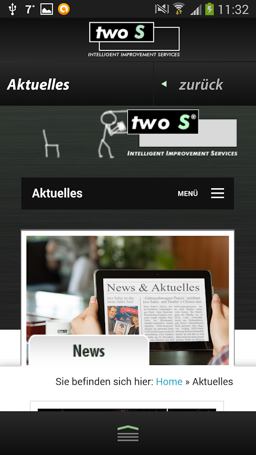 two S GmbH- screenshot