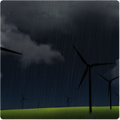 RainStorm  3D  LiveWallpaper