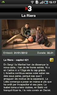 TV3 - screenshot thumbnail