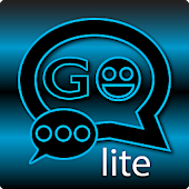 ICS GRADIENT THEME LITE GO SMS