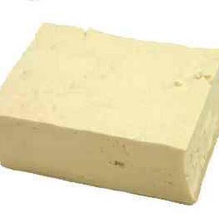 Nutty Crispy Tofu