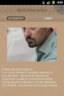 Tony Frederick - screenshot thumbnail