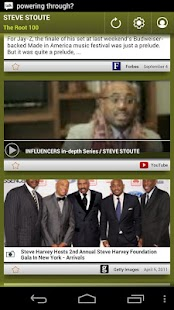 Steve Stoute: The Root 100 - screenshot thumbnail