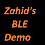 Zahid's BLE Demo