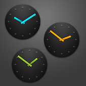 Cyanogen Analog Clock Widgets