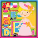 公主ABC迷宫 icon