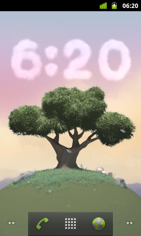 Tree of Life Live Wallpaper - screenshot