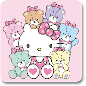 HELLO KITTY Theme131