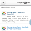 Statymai.com free picks icon