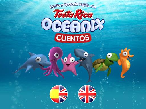 Oceanix. Cuentos en Inglés 2