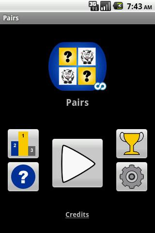 Pairs (Free)- screenshot