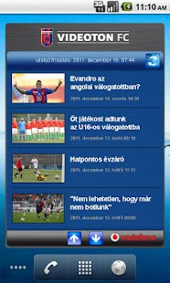 Vidi widget 1.0 - screenshot thumbnail