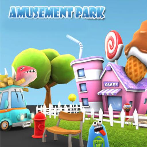 色彩 世界 : 之游乐园 教育 App LOGO-硬是要APP