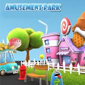 COLORING WORLD :AMUSEMENT PARK