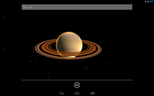 Planets 3D Live Wallpaper- screenshot thumbnail