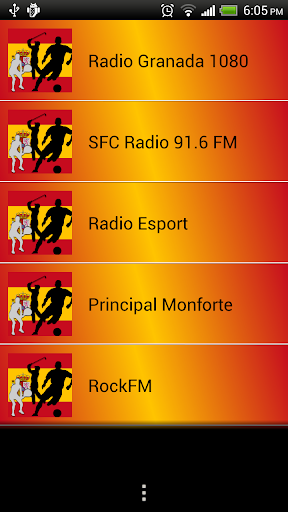Spanish Sports Radio
