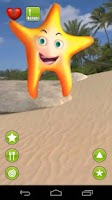 Screenshot of Talking Starfish