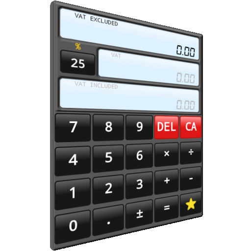 VAT Calculator LOGO-APP點子