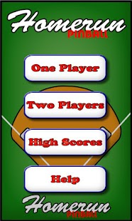 Homerun Pinball FREE- screenshot thumbnail