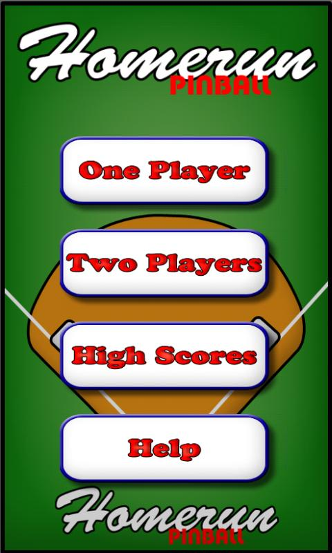 Homerun Pinball FREE- screenshot