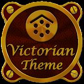 Smart Launcher Theme Victorian