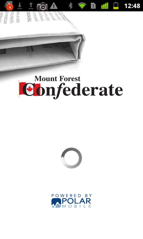 Mount Forest Confederate - screenshot