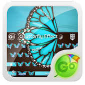 Butterfly Effect GO Keyboard